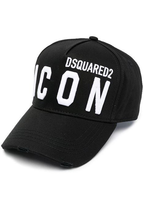 DSQUARED2 | hat | BCM041205C00001NERO