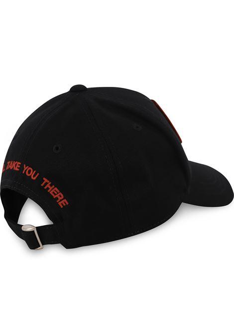 Cappello Dsquared2 DSQUARED2 | Cappello | DQ0132D00I8NERO