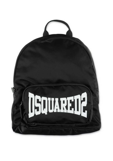DSQUARED2 | backpack | DQ0139NERO