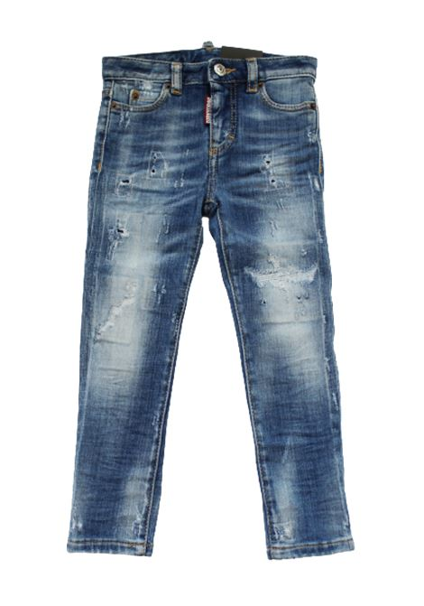DSQUARED2 | jeans  | DQ01DXD001LJEANS