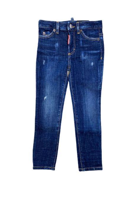 Jeans Dsquared2 DSQUARED2 | Jeans | DQ01DXSCUROJEANS