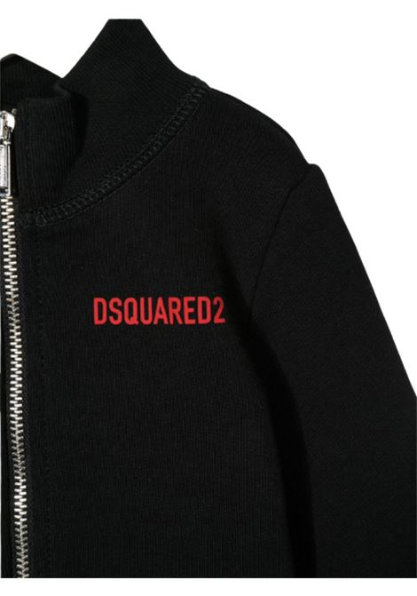 Felpa Dsquared2 DSQUARED2   Felpa   DQ0247D002YNERO