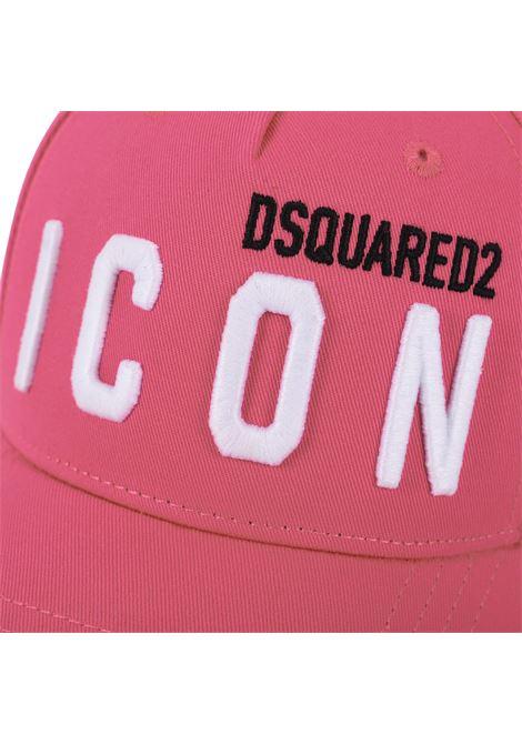 Berretto Dsquared2 DSQUARED2 | Cappello | DQ0270D00I8FUXIA