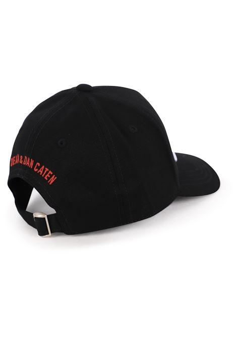 Berretto Dsquared2 DSQUARED2 | Cappello | DQ0270D00I8NERO