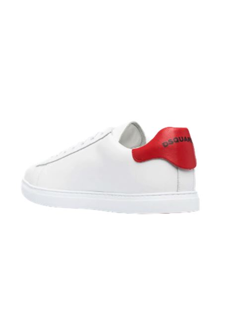 DSQUARED2 | Sneakers | SNM0005BIANCO