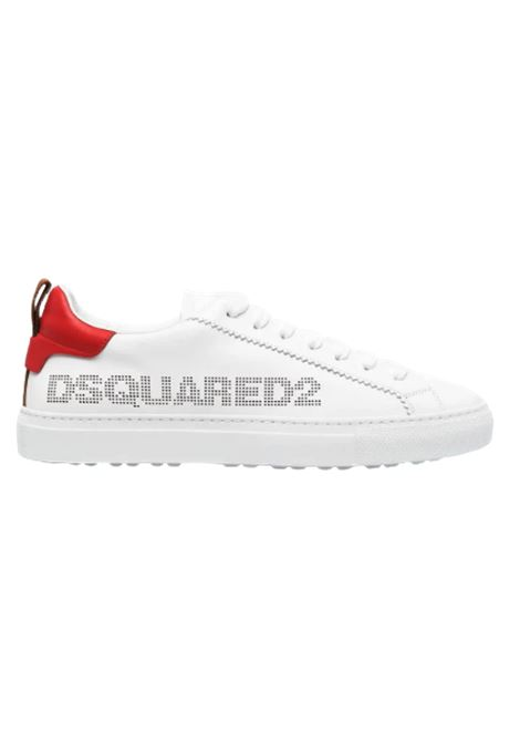 DSQUARED2 | Sneakers | SNM0167BIANCO