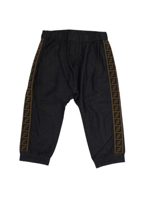 Pantalone Fendi FENDI | Pantalone | BUF024DENIM
