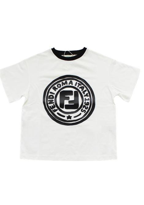 T-shirt Fendi FENDI | T-shirt | JUI013BIANCO