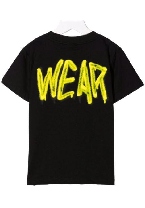 T-shirt GCDS GCDS   T-shirt   028447NERO