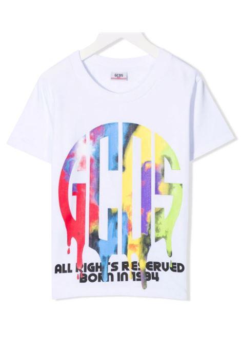 T-shirt GCDS GCDS   T-shirt   028455BIANCO