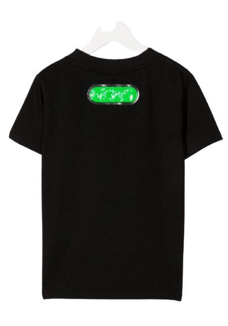 T-shirt GCDS GCDS   T-shirt   028462NERO
