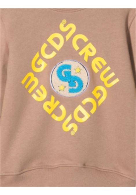 Felpa GCDS GCDS   Felpa   028463CAMMELLO