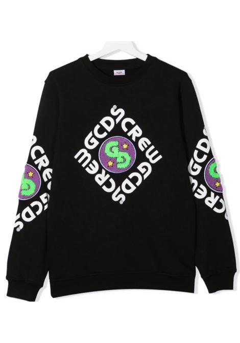 T-shirt GCDS GCDS   Felpa   028463NERO