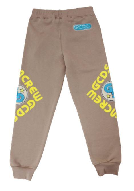 GCDS | trousers | 028464CAMMELLO