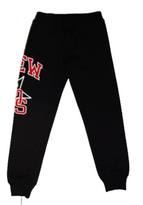 GCDS | trousers | 028471NERO