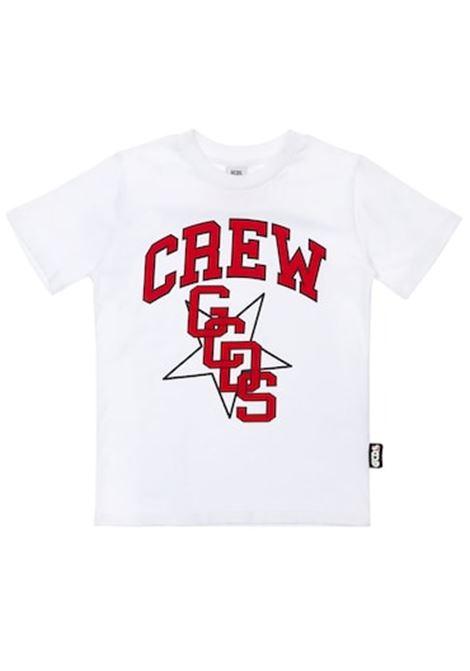 GCDS | T-shirt | 028472BIANCO