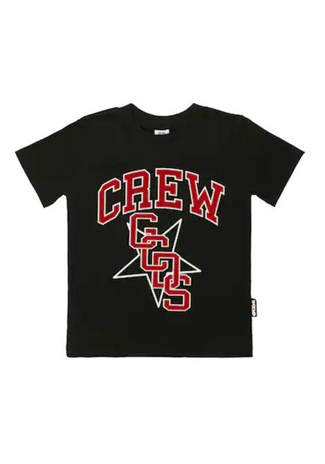 GCDS | T-shirt | 028472NERO