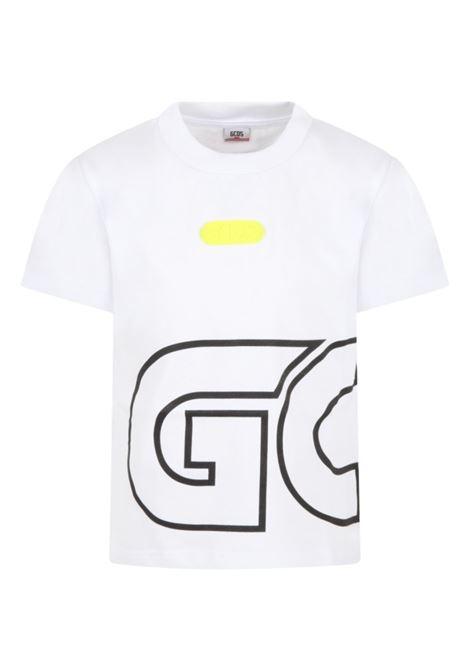 GCDS | T-shirt | 028477BIANCO