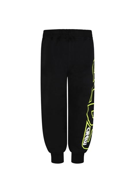 GCDS | trousers | 028480NERO