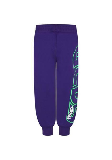 GCDS | trousers | 028480VIOLA