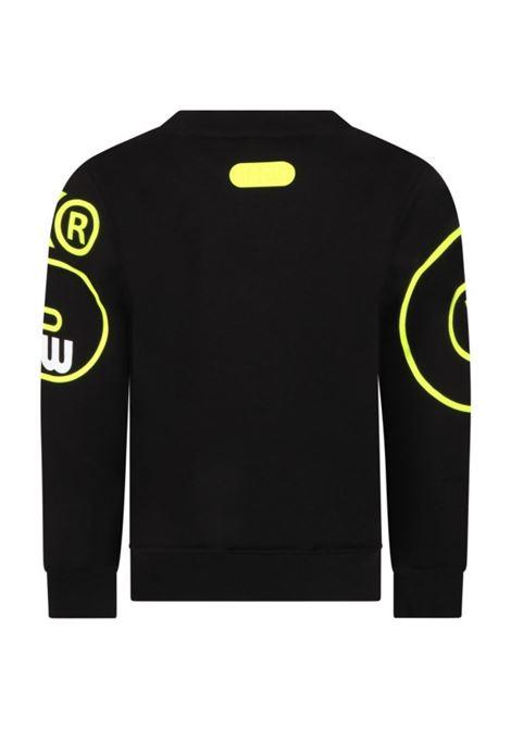 GCDS | sweatshirt | 028481NERO