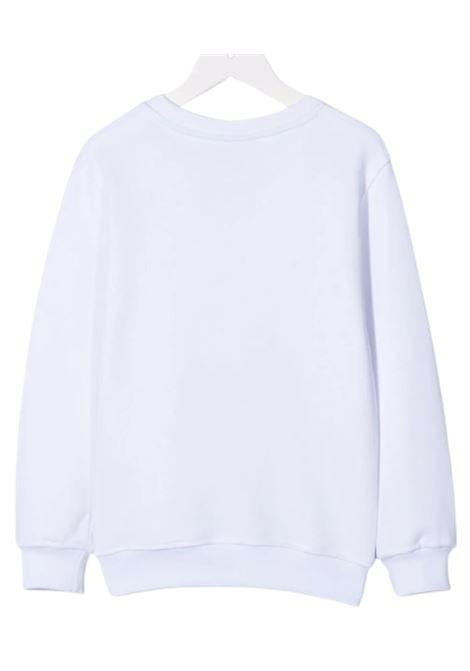 GCDS | sweatshirt | 028483BIANCO