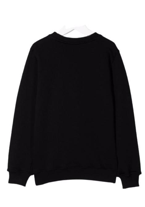 GCDS | sweatshirt | 028483NERO