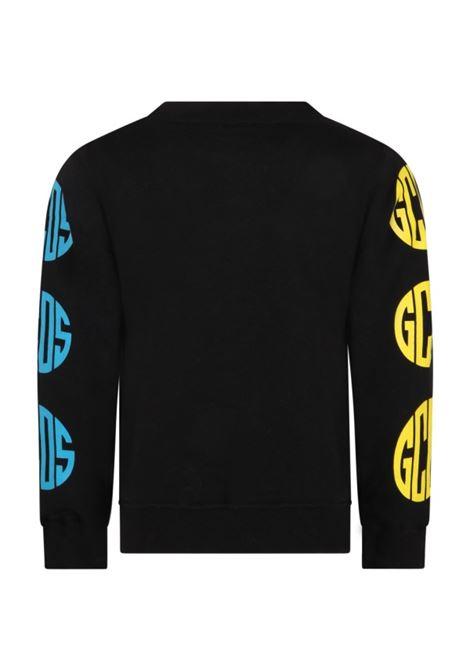 GCDS | sweatshirt | 028499NERO