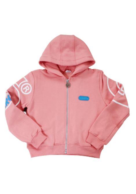 GCDS | sweatshirt | 028665ROSA