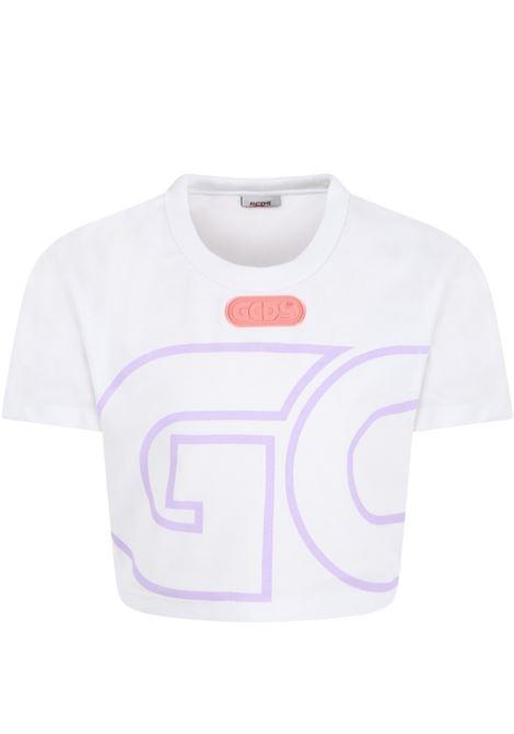 GCDS | T-shirt | 028669BIANCO