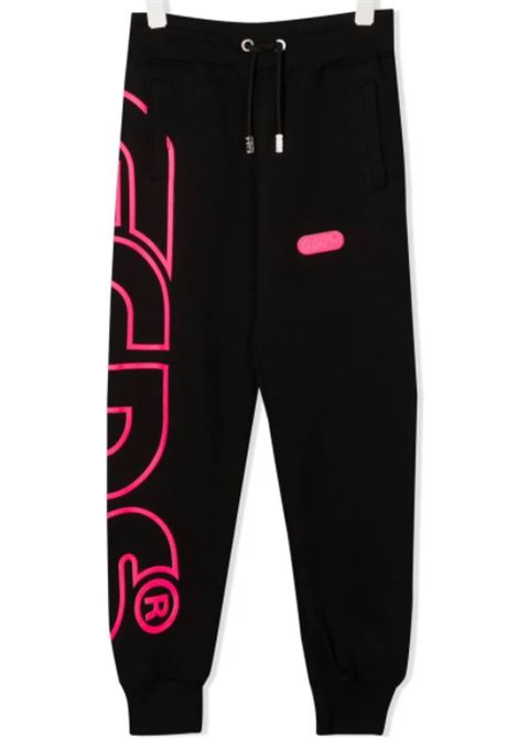 GCDS | trousers | 028671NERO