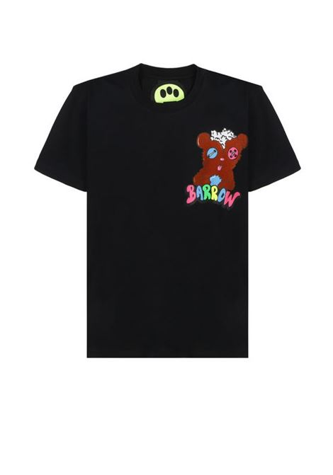 BARROW | T-shirt | 029928NERO