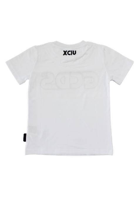 T-shirt GCDS GCDS   T-shirt   GCD120BIANCO