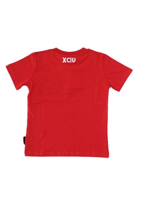 T-shirt GCDS GCDS   T-shirt   GCD120ROSSO