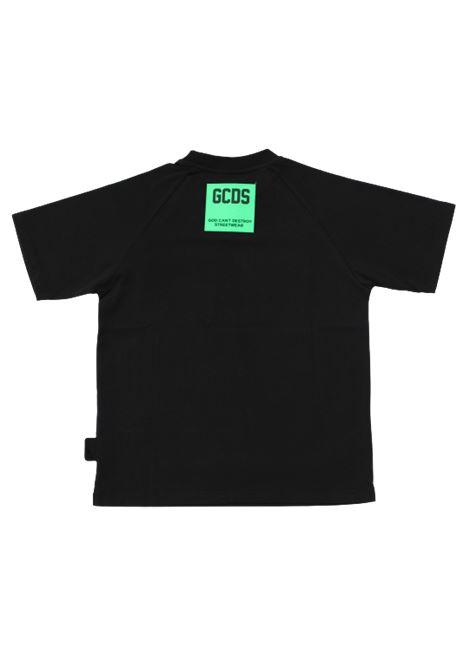 T-shirt GCDS GCDS   T-shirt   GCD151NERO