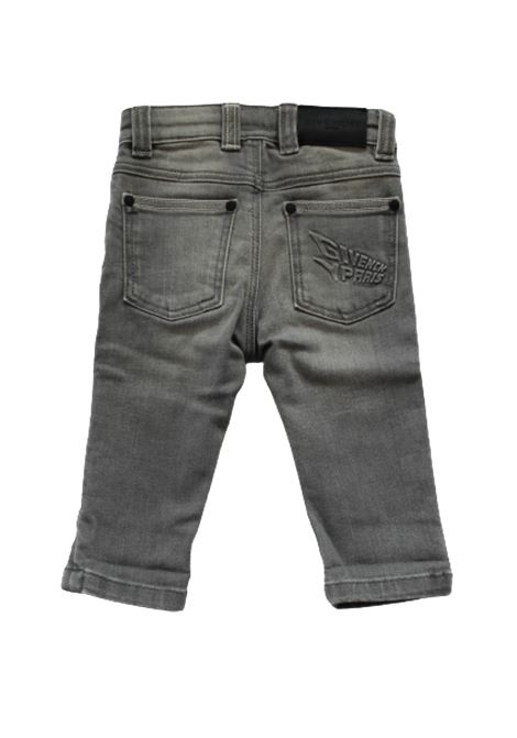 GIVENCHY | jeans  | H04086GRIGIO
