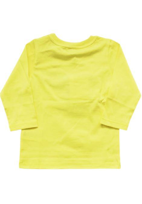 GIVENCHY   T-shirt   H05139GIALLO