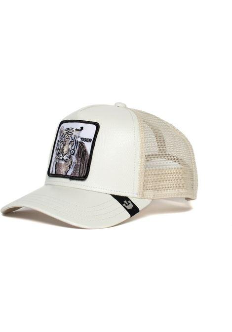Cappello Goorin Bros GOORIN BROS | Cappello | TIGERBIANCO PELLE