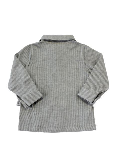 Camicia Il Gufo IL GUFO | Camicia | A20CL005M1061BIANCO GRIGIO