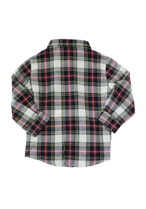 Camicia Il Gufo IL GUFO | Camicia | A20CL116C3119BLU ROSSO