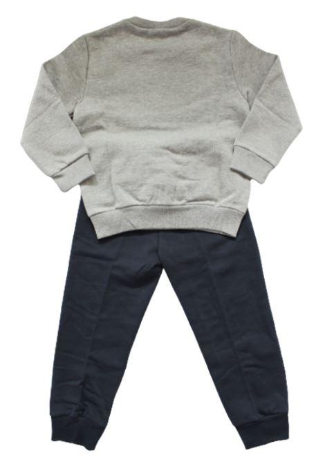 IL GUFO | suit | A20DP337M0099GRIGIO BLU