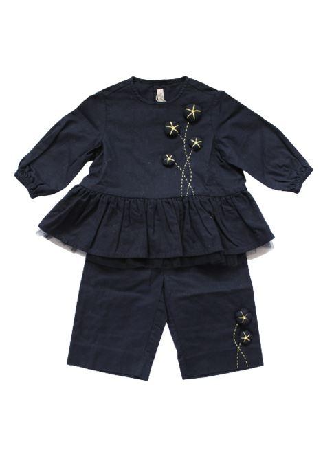 IL GUFO | suit | A20DP339C0051BLU