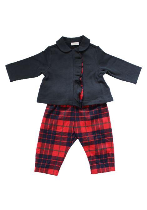 IL GUFO | suit | A20DP346M0099BLU