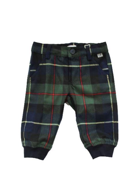 Pantalone Il Gufo IL GUFO | Pantalone | A20PL050W3046BLU