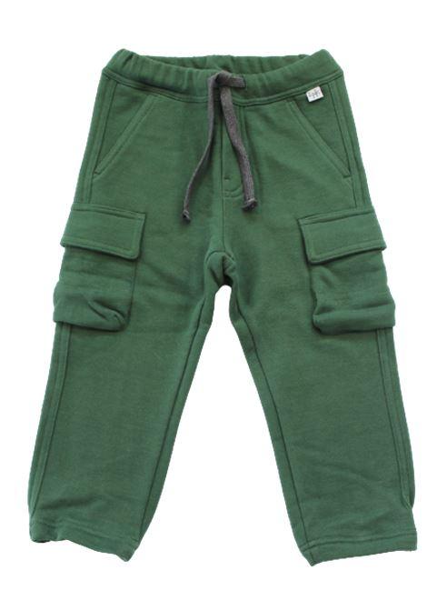 Pantalone Il Gufo IL GUFO | Pantalone | A20PL251M0022VERDE