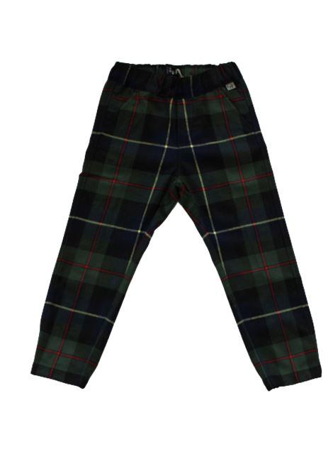 Pantalone Il Gufo IL GUFO | Pantalone | A20PL261W3046BLU
