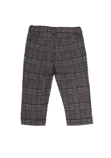 Pantalone Il Gufo IL GUFO | Pantalone | A20PL294M5033BLU BORDEAUX