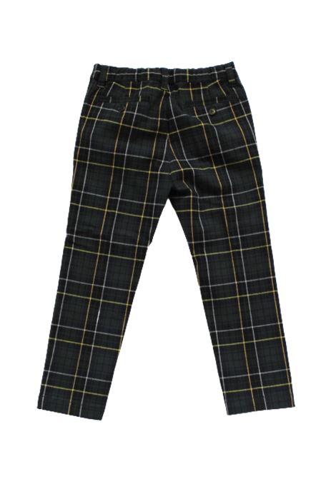 Pantalone Il Gufo IL GUFO | Pantalone | A20PL297C3118BLU VERDE