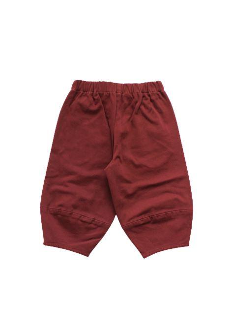 Pantalone Il Gufo IL GUFO | Pantalone | A20PL299C6006BORDEAUX