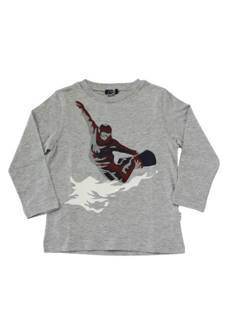 T-shirt Il Gufo IL GUFO | T-shirt | A20TA247M0094GRIGIO